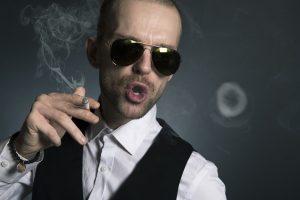 shisha rook uitblaas tricks